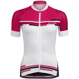 VAUDE Pro III Maglietta Donna, rosa/bianco